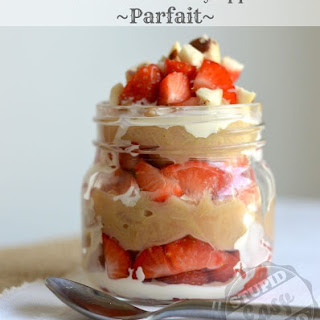 Paleo Strawberry Apple Parfait