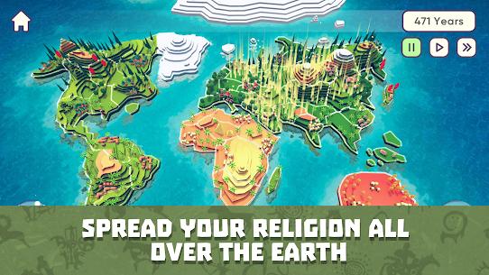 Religion inc. God Simulator & Sandbox World Create (MOD, Paid/MOD MENU) v1.1.73 5