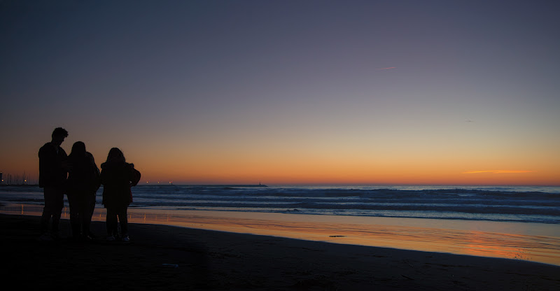 Trio al tramonto  di rik