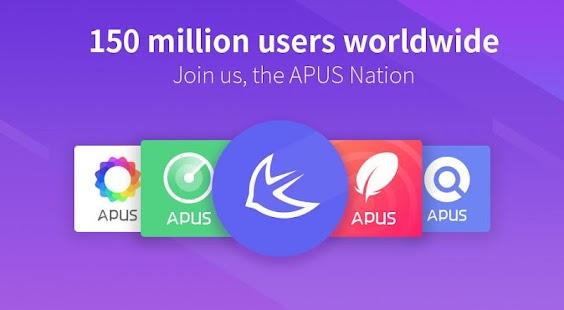 APUS Launcher-Small,Fast,Boost screenshot