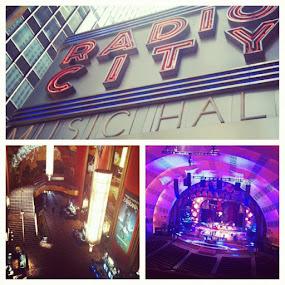 Radio City Music Hall. #radio #city #music #history #nyc by Alex Santos - Instagram & Mobile Instagram