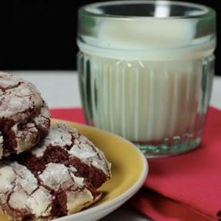 5 Ingredient Crinkle Cookies Recipe