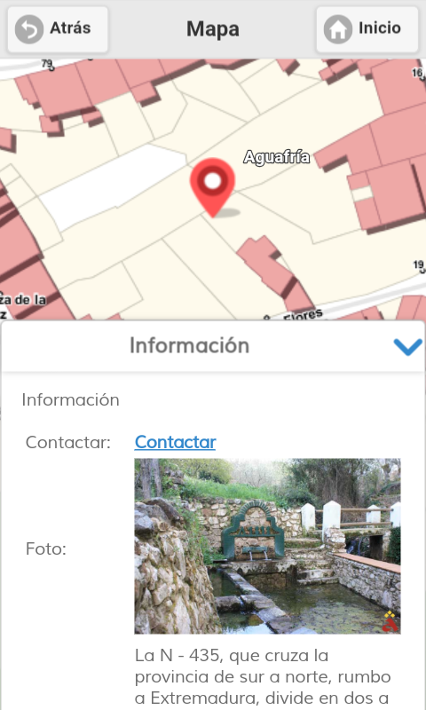 Guía de Almonaster la Real- screenshot