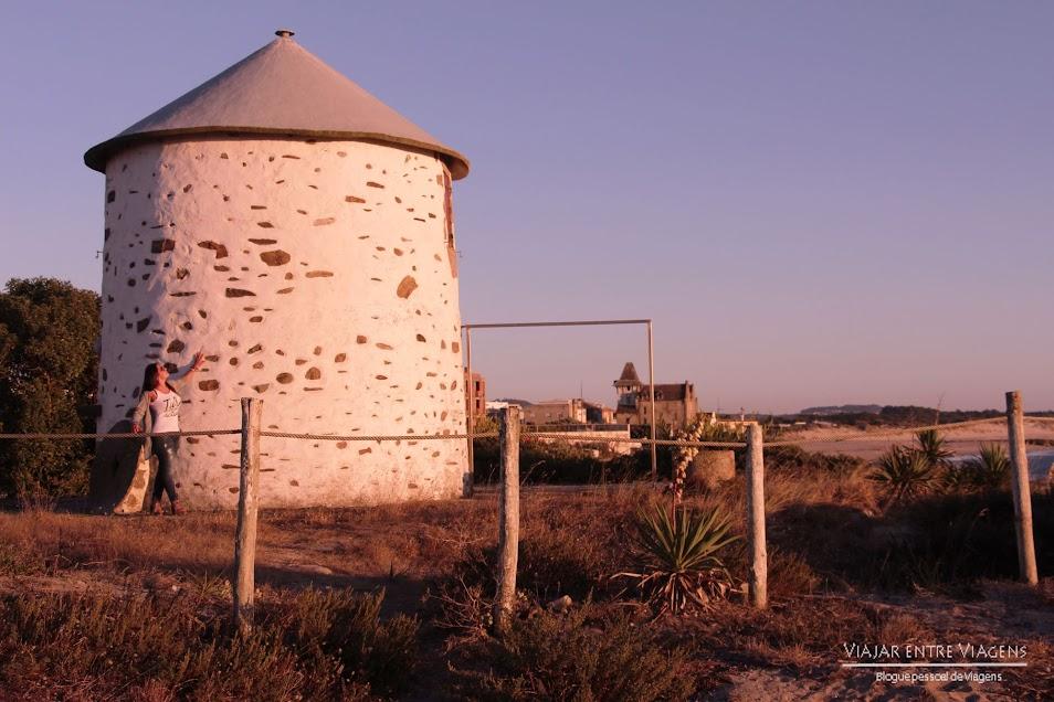 Moinhos da Apúlia, provavelmente os moinhos mais bonitos de Portugal