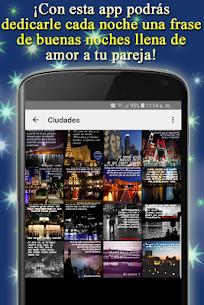 Frases Bonitas con Imágenes de Buenas Noches Amor 6