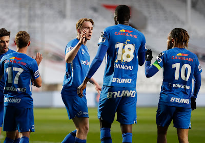 KRC Genk tegen Club Brugge levert altijd doelpunten op