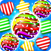 Candy Holic : World best puzzle master