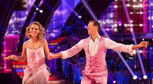 Charlotte Hawkins leaves Strictly Come Dancing