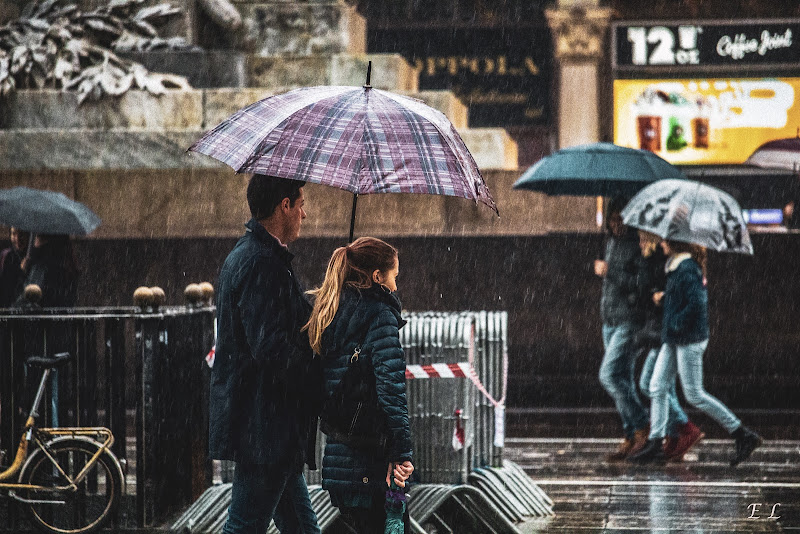 Le conseguenze della pioggia  di ermix97