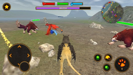 Clan of Griffin screenshot 13