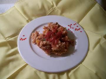 Spanish Rice Pronto