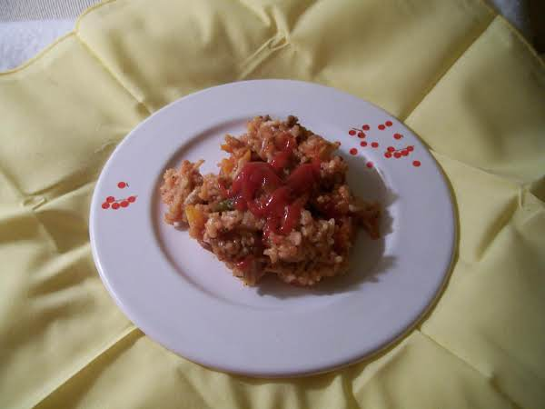 Spanish Rice Pronto Recipe