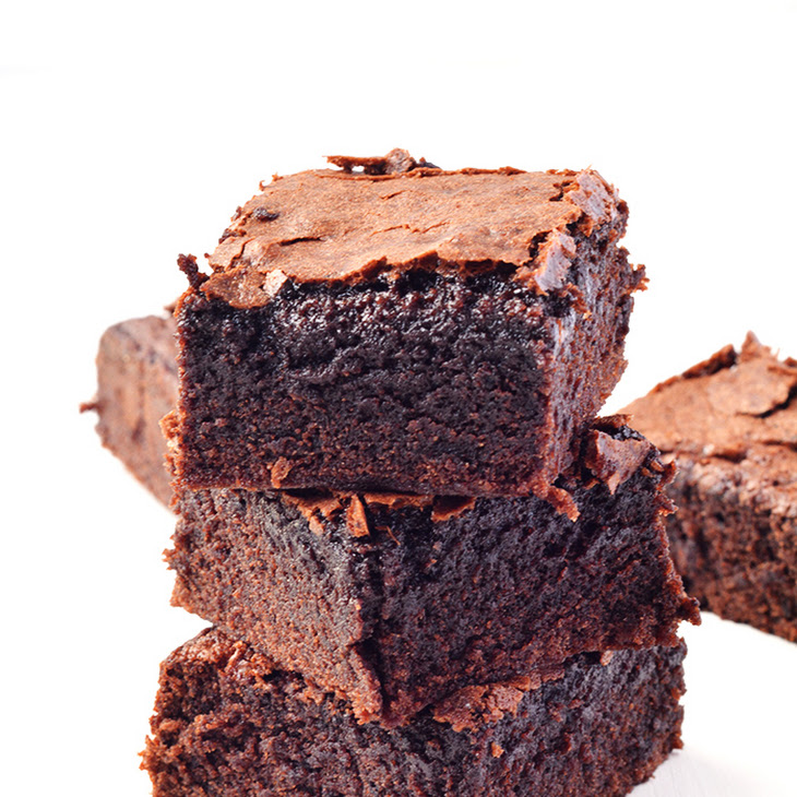 Easy One Bowl Cocoa Brownies Recipe