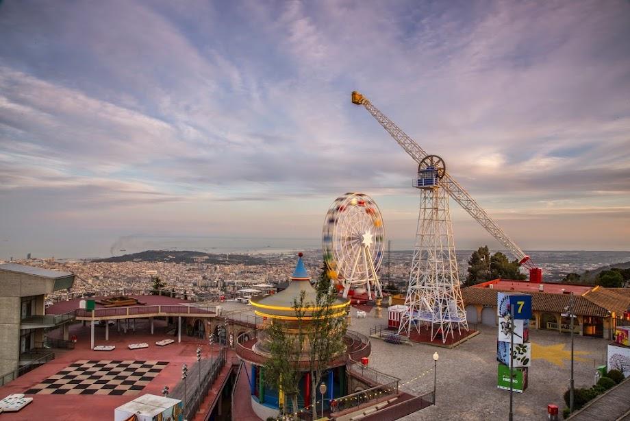 Foto Parque de atracciones Tibidabo 7