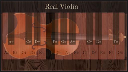 Real Violin 1.0.0 screenshots 11