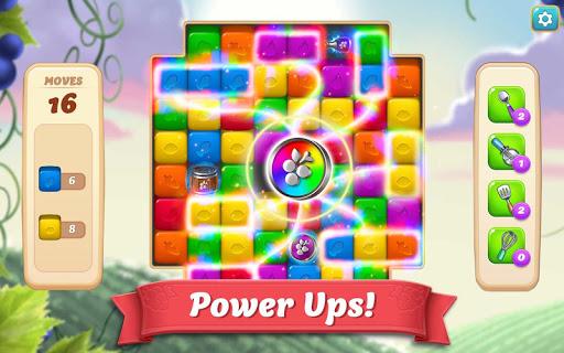 Vineyard Valley: Match & Blast Puzzle Design Game screenshots 5