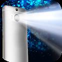 Linterna LED super brillante b icon