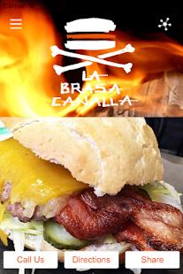 LA BRASA CANALLA - náhled