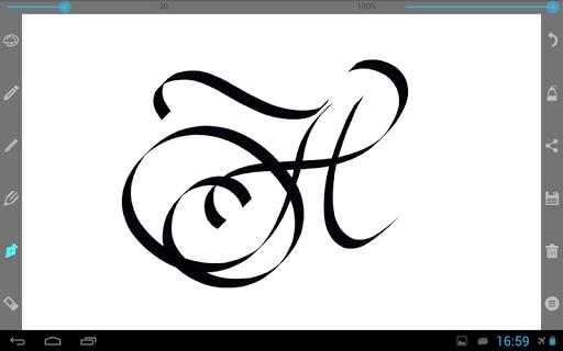Calligrapher 2.31 screenshots 10