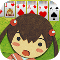 Let's Play Klondike Solitaire icon