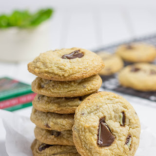 Andes Mint Cookies.