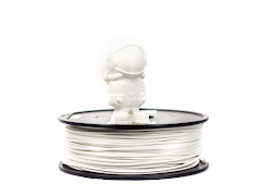 White MH Build Series PETG Filament - 3.00mm (1kg)