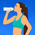 Drink Water Reminder - Water Drinking Tracker icon