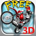 BIKE RACE FREE - FUN MOTORCROSS OFF-ROAD RACING 3D icon
