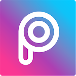 PicsArt Photo Studio: Collage Maker & Pic Editor Icon