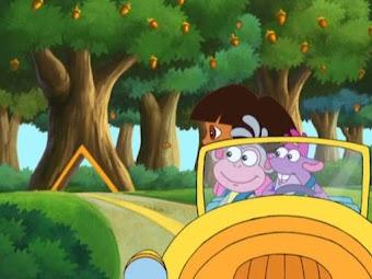Doras erstes Abenteuer