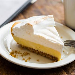 Chick-fil-A Dwarf House Lemon Pie