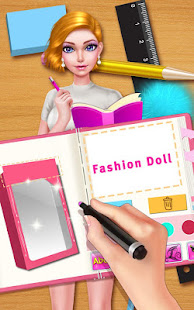 Game Fashion Doll DIY Designer APK for Windows Phone