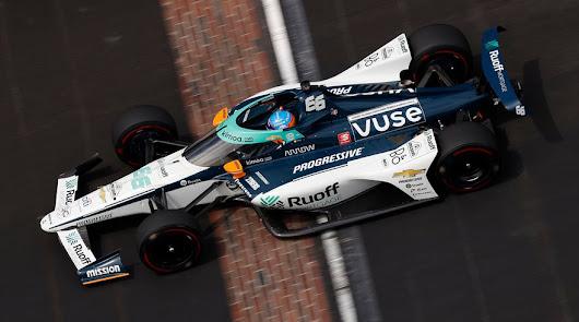 Alonso y Palau, corren las 500 Millas de Indianapolis este fin de semana