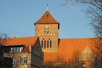 Photo: Grevesmühlen Kreisstadt des Landkreises Nordwestmecklenburg  In Uwe Johnsons Jahrestagen heisst die fiktive Stadt Gneez.