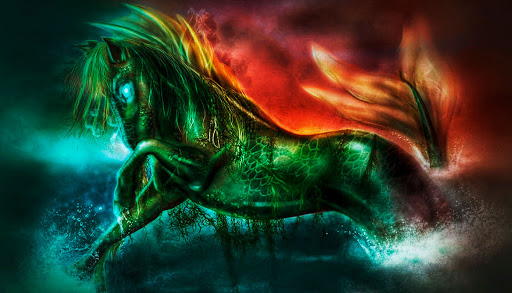caballo-marino-chilote-leyenda-chilena-criatura-transporta-brujos-chiloe
