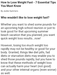 Cross trainer make you lose weight