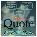 Tim Burton Quotes Collection icon