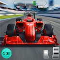 Formula Car Racing Speed Drifting chase icon