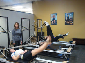 Photo: Pilates with Christine at Fitness Reformed!