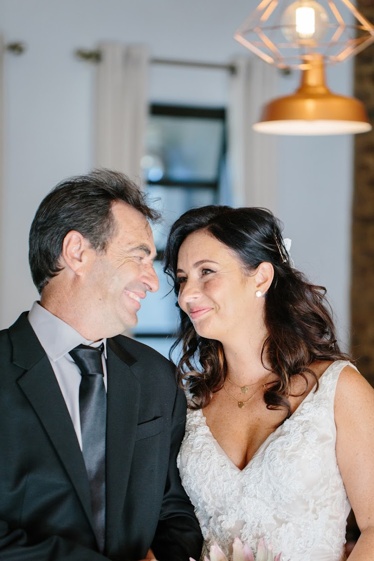F42118 sowetan live weddings - Tv Presenter Elle Franco My Dad Taught Me To Always Help Others And To