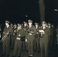 Photo: in het midden Hendrik Jan Zwiers, daar achter Albert Lanjouw