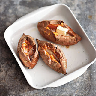 Medium Sweet Potatoes, Unpeeled