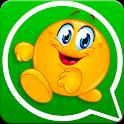Funny Face Sticker Maker: 3d Love Emoji icon