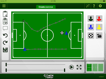 CoachApplet- screenshot thumbnail