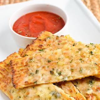 Syn Free Cheesy Cauliflower Garlic Bread Recipe