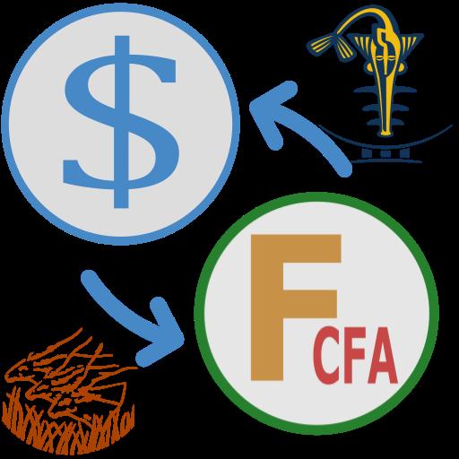 Cfa Franc To Us Dollar Converter S