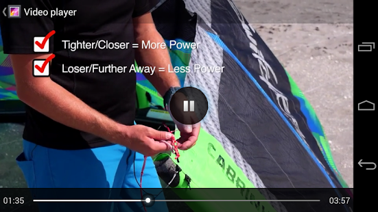 Kiteboard Coach - Kitesurf- screenshot thumbnail