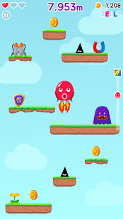 JellyKing : God of Jump- screenshot thumbnail