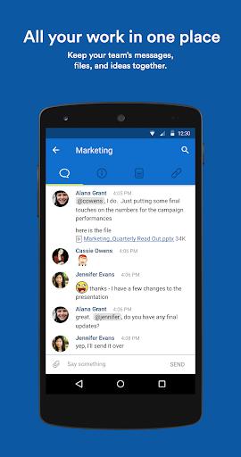 HipChat - Chat Built for Teams screenshot 1