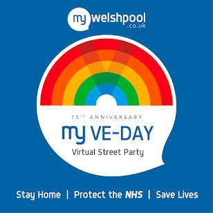 Let's celebrate VE Day Welshpool